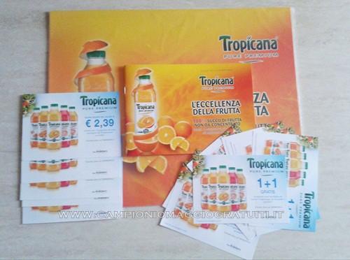 Succhi di Frutta Tropicana da Testare