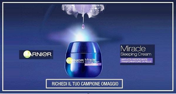 Campioni Omaggio Garnier Garnier Miracle 2