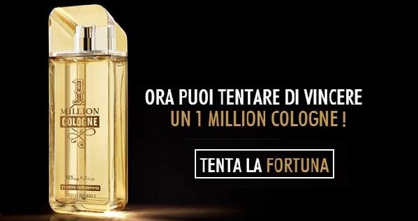 Concorso Million Cologne Paco Rabanne