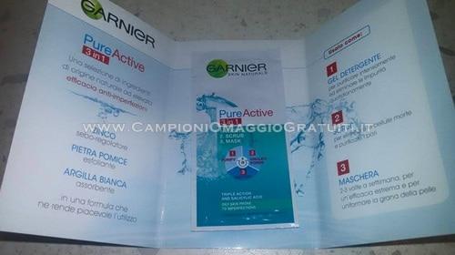 Campioncini Garnier Pure Active
