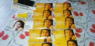 Biomineral One Lactocapil Plus ricevuto da Testare