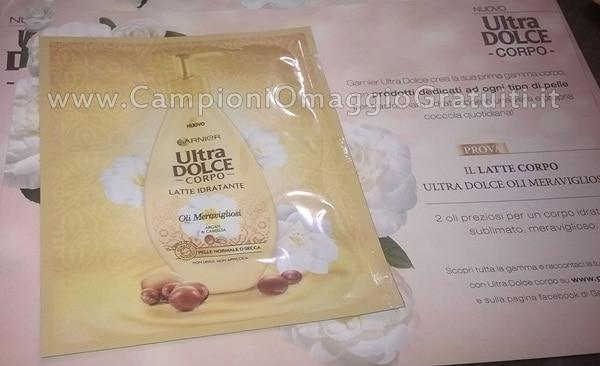 Campioni Gratuito Garnier Ultra Dolce