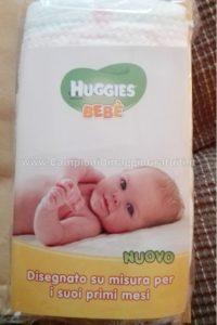 Buoni sconto huggies bebe