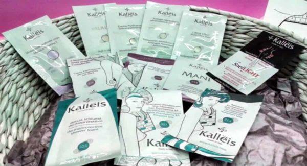Campioni omaggio cosmetici Kalleis
