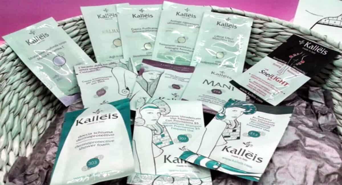 Campioni omaggio cosmetici Kalleis da ricevere a casa