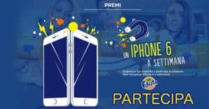concorso fanta vinci iphone 6