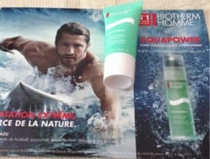 Campioncino Biotherm Homme Aquapower