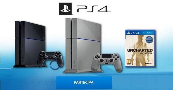 Concorso Sony: Vinci PlayStation 4