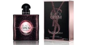 Campioni omaggio profumo Black Opium