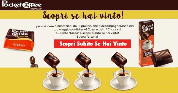 Concorso-a-Premi-Ferrero-vinci-maxi-scorta-Pocket-Coffee
