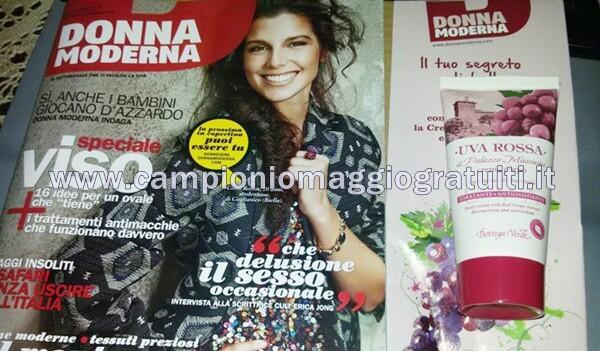 Ricevuto-Campione-Omaggio-Bottega-Verde