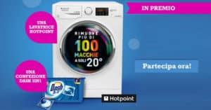 Concorso-a-Premi-Desideri-Magazine-vinci-lavatrice-Hotpoint-e-Dash