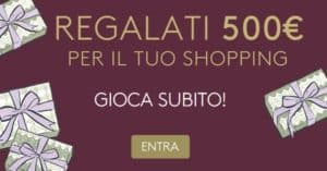Concorso-a-Premi-Fidenza-Village-vinci-buoni-acquisto-da-50-euro