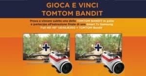 Concorso-a-Premi-Unieuro-vinci-TomTom-Bandit