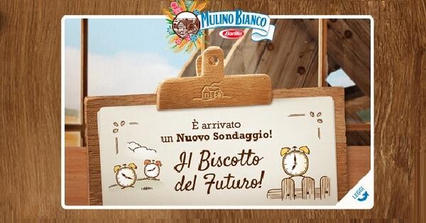 Sondaggio-Gratis-Mulino-Bianco-Il biscotto-del-futuro