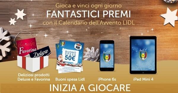 Concorso-a-Premi-Lidl-vinci-prodotti-iPhone-iPad-buoni-spesa