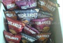 Patatine-Highlander-ricevute-gratis