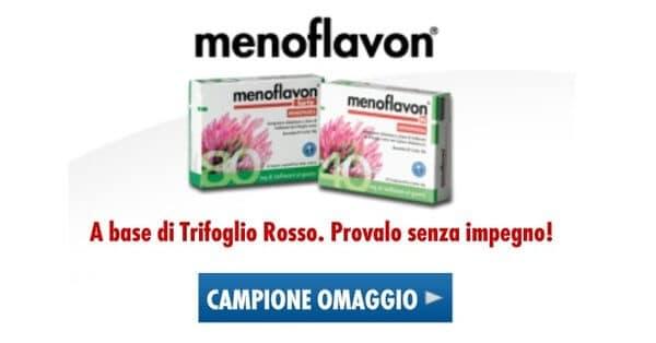 campione omaggio menoflavon named