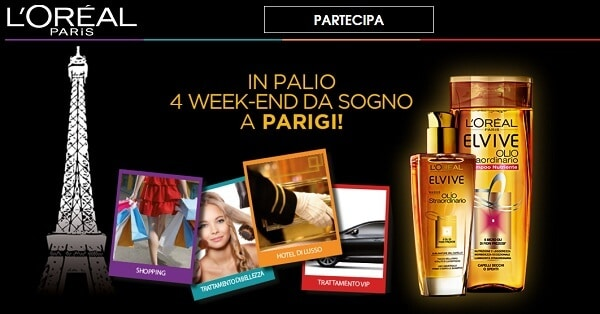 Concorso-a-Premi-Elvive-vinci-weekend-a-Parigi