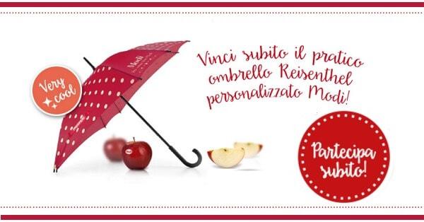 Concorso-a-Premi-Modì-vinci-ombrello-Reisenthel