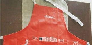 ricevuto-grembiuli-Nutella-personalizzato