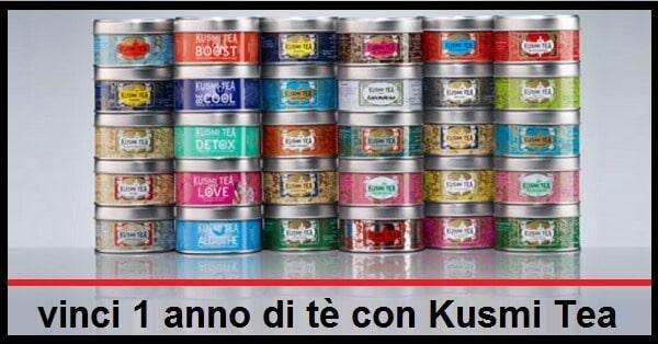Kusmi-Tea-vinci-gratis-1-anno-di-tè