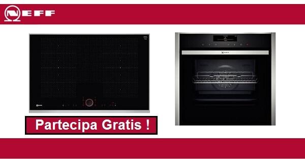 Vinci-piano-cottura-NEFF-o-forno-a-vapore-gratis