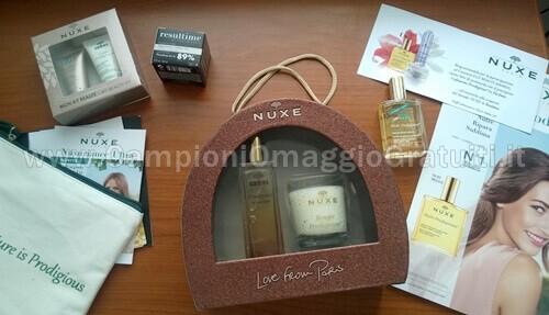 cofanetto-Nuxe-Prodigieux-vinto-e-ricevuto