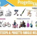 Catalogo premi Progetto Famiglie Nielsen