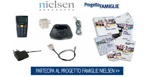 Scannr Pitagor Nielsen Progetto Famiglie
