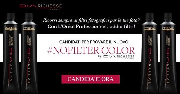 Diventa-Tester-gratis-di-NoFilter-Color-Professionnel-di-LOréal