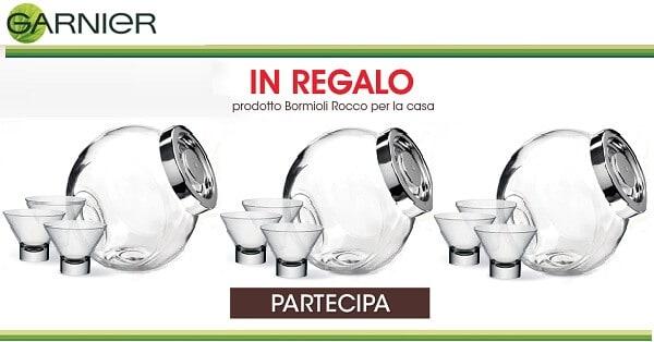 Garnier-prodotto-Bormioli-Rocco-in-regalo