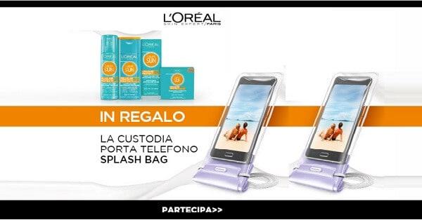 LOrealParis-custodia-porta-telefono-in-omaggio
