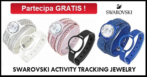 Vinci-bracciale-Swarovski-Activity-Tracking-Jewelry-gratis