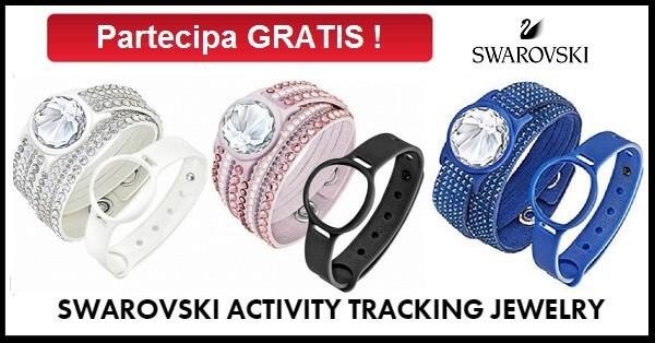 Vinci-bracciale-Swarovski-Activity-Tracking-Jewelry-gratis