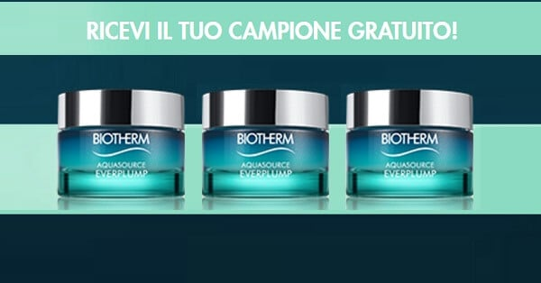 Campioni-omaggio-Biotherm-Aquasource-Everplump