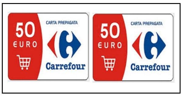 Dondolo Da Giardino Carrefour.Carrefour Vinci Buoni Spesa Di 50