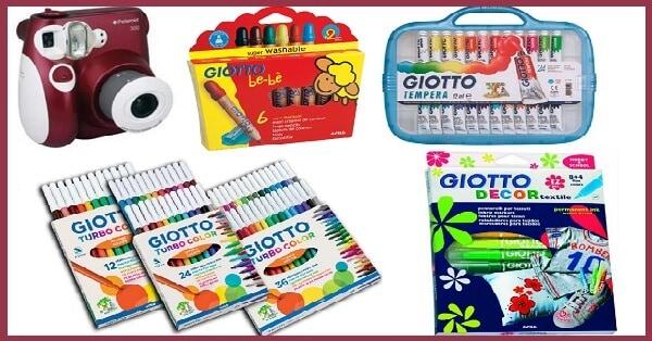 Concorso-DisegnaCi-vinci-gratis-premi-Giotto-e-Polaroid