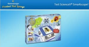 Vinci-un-microscopio-ScienceX-Smartscope-Ravensburger-gratis