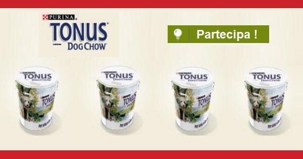 Vinci-gratis-un-contenitore-Purina-Tonus-Dog-Chow
