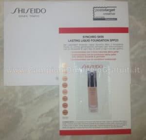 campione-gratuito-del-fondotinta-Shiseido-Synchro-Skin