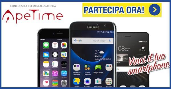 Concorso-ApeTime-vinci-Samsung-Apple-o-Huawei