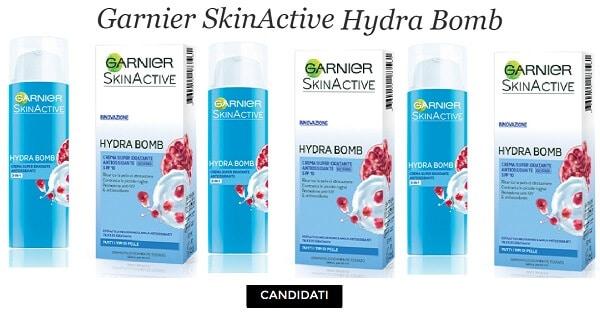Diventa-tester-di-Garnier-SkinActive-Hydra-Bomb