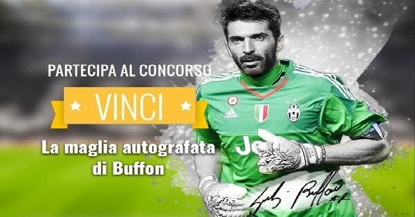 Vinci-la-maglia-autografata-di-Buffon