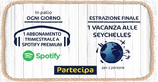 Vinci-subito-uno-dei-109-abbonamenti-trimestrali-a-Spotify