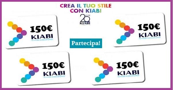 Vinci-gratis-un-buono-Kiabi-da-150-euro