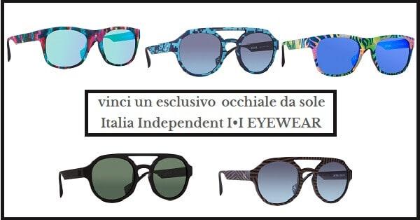 Vinci-gratis-uno-dei-150-occhiali-da-sole-Italia-Independent-EYEWEAR