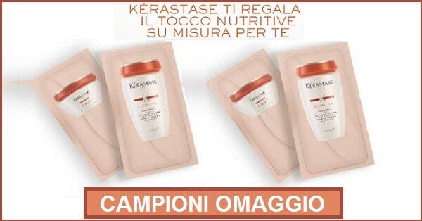 Campioni-gratuito-linea-Nutritive-di-Kérastase