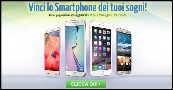Vinci-gratis-lo-Smartphone-dei-tuoi-sogni