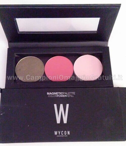 Palette-Wycon-Magnetic-vinta-e-ricevuta-gratis